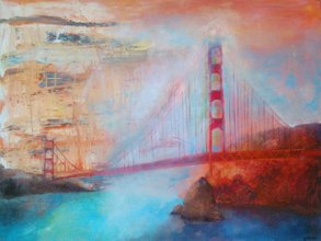 "Anna Gade ""Golden Gate"""
