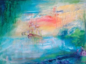 "Anna Gade ""Ghost Ship"""