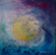"Anna Gade ""Moon Wave"""